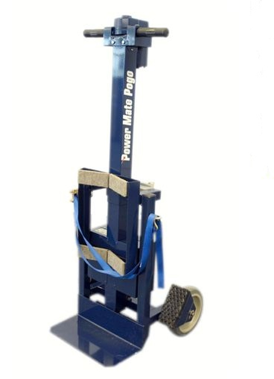 powermate pogo 2 light duty motorized stair climbing hand truck