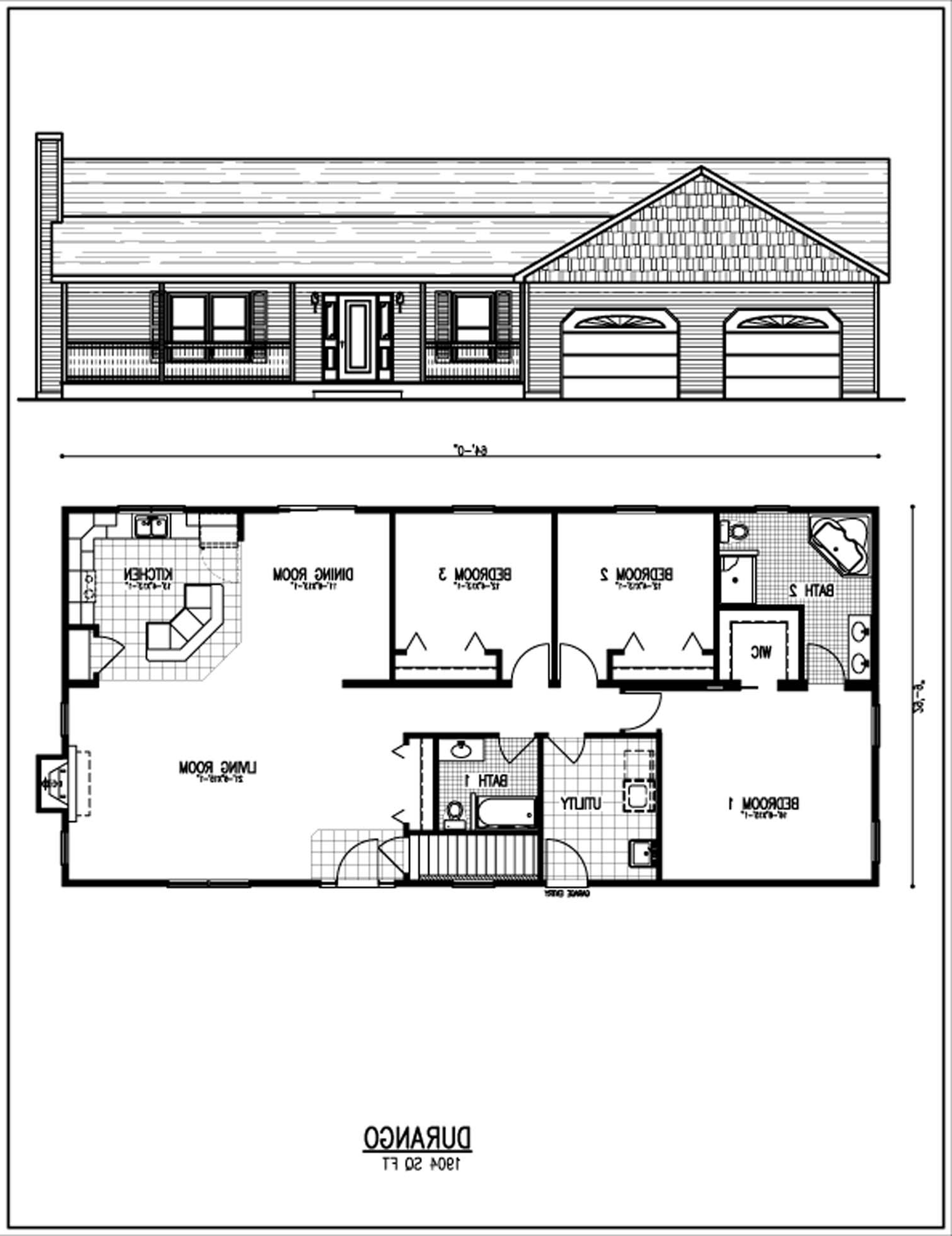 New Home Plans and Cost New Interior Home Decor Plan Bedroom Ranch House Floor Plans
