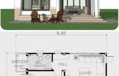 One Bedroom Bungalow Plans Best Of Home Design Plan 9x7m With One Bedroom