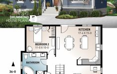 Open Floor Plan House Designs Fresh E Story Economical Home With Open Floor Plan Kitchen With