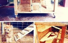 Outside Cat House Plans Awesome Wooden Pallet Cat House Design Easy Pallet Ideas
