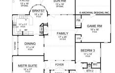 Ranch Home Plans With Cost To Build Lovely La Hacienda House Plan