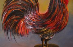 Rooster Wall Decor Kitchen Best Of Rooster Painting Country Barnyard Rooster Chicken Art