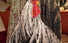 Rooster Wall Decor Kitchen Fresh Rustic Rooster Painting Rooster Wall Decor Rooster Sign