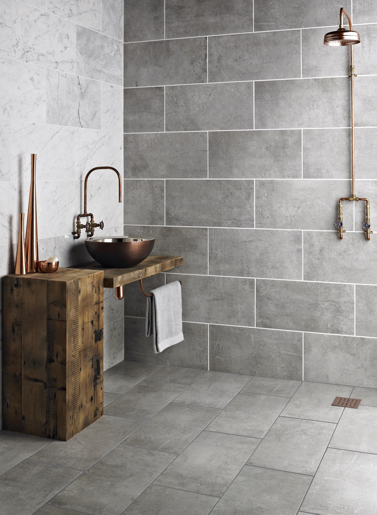 Rustic Bathroom Faucets New 51 Industrial Style Bathrooms Plus Ideas & Accessories You