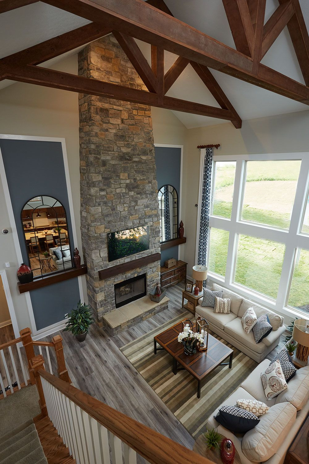 Schumacher Homes House Plans Beautiful Schumacher Homes the Olivia B Great Room