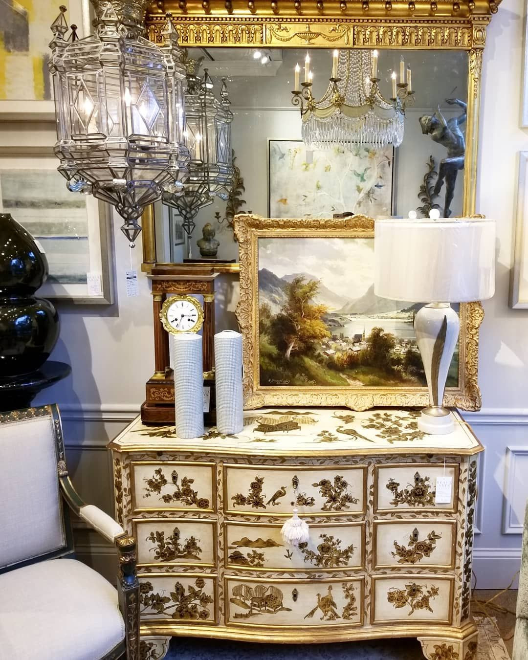 Shop Antique Furniture Online Lovely French and Chinoiserie Finds