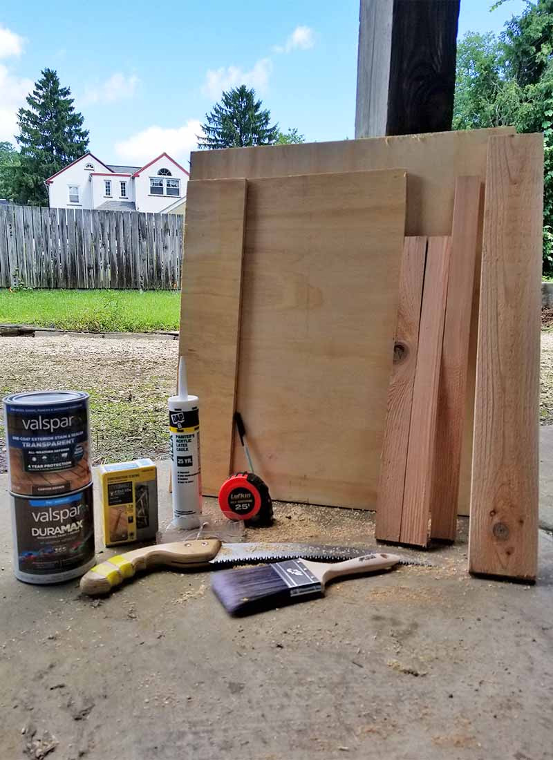 Everything You Need to Construct Your Own Bat Box