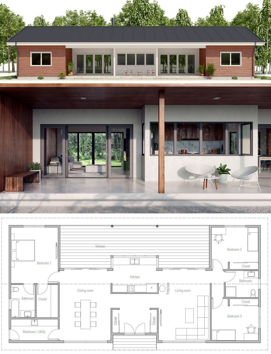 Small Affordable House Plans Awesome Small Affordable Home Plan