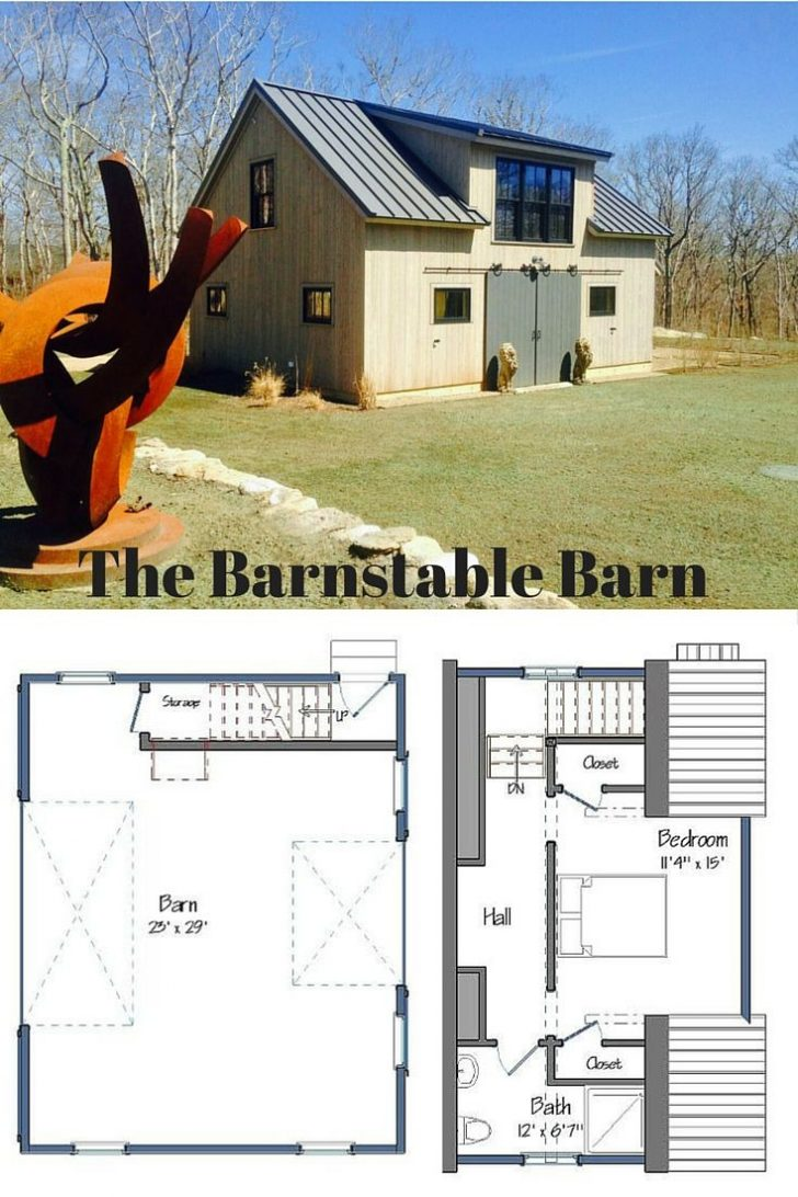 Small Barn Style House Plans 2021