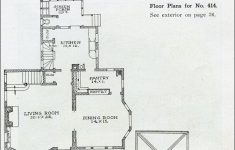 Small Gambrel House Plans Awesome 1910 The Bungalow Book No 414 Floor Has No Exterior