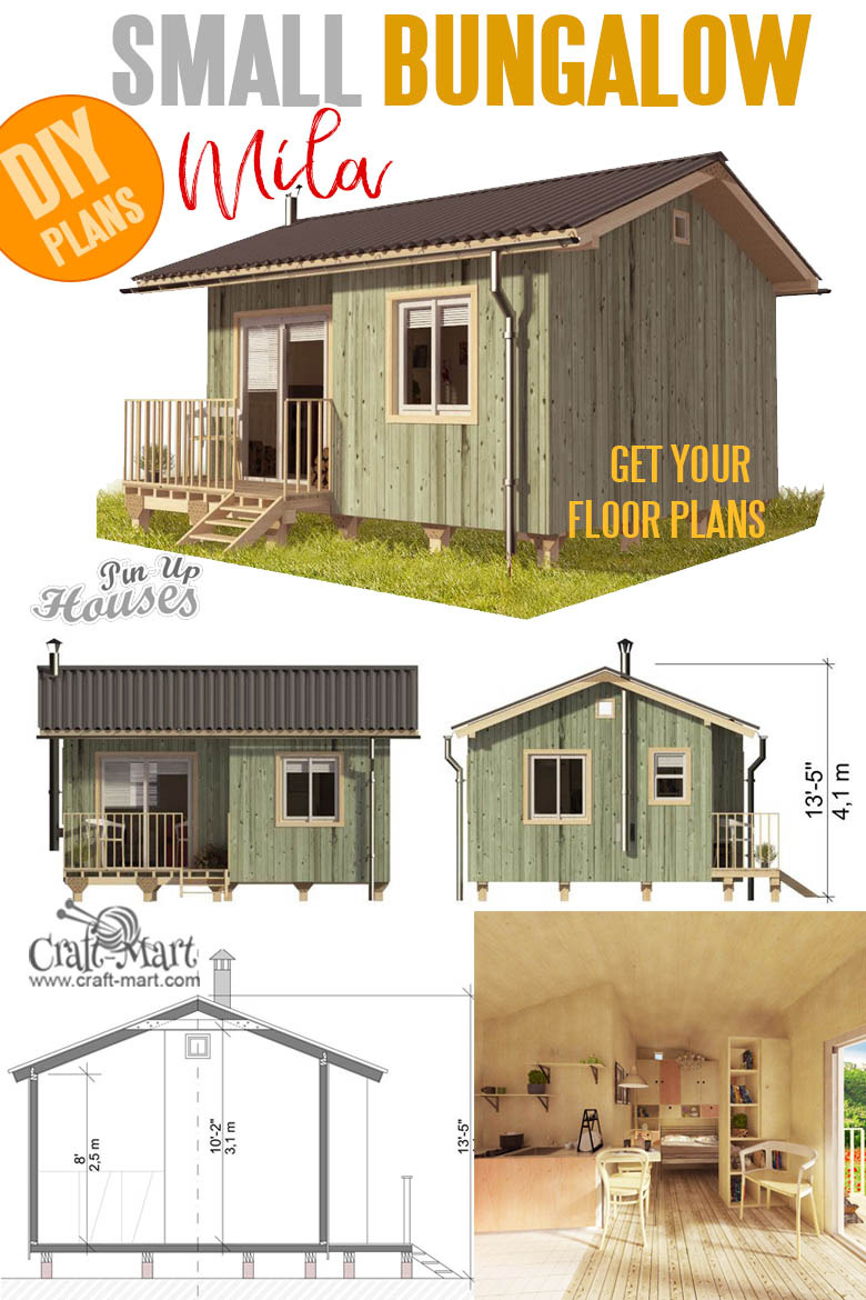 Small Home Plans with Cost to Build Unique 16 Cutest Small and Tiny Home Plans with Cost to Build