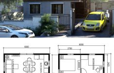 Small House Layout Design Ideas Awesome Small Home Design Plan 6x7m With 4 Bedrooms