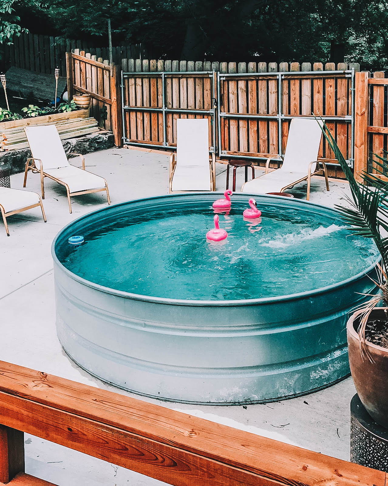Small Plastic Pools for Sale Awesome Diy Stock Tank Pool Everything You Need to Know