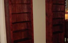 Solid Wood Furniture Kits Inspirational Brilliant Tall Wooden Bookshelf Creative Design Structures