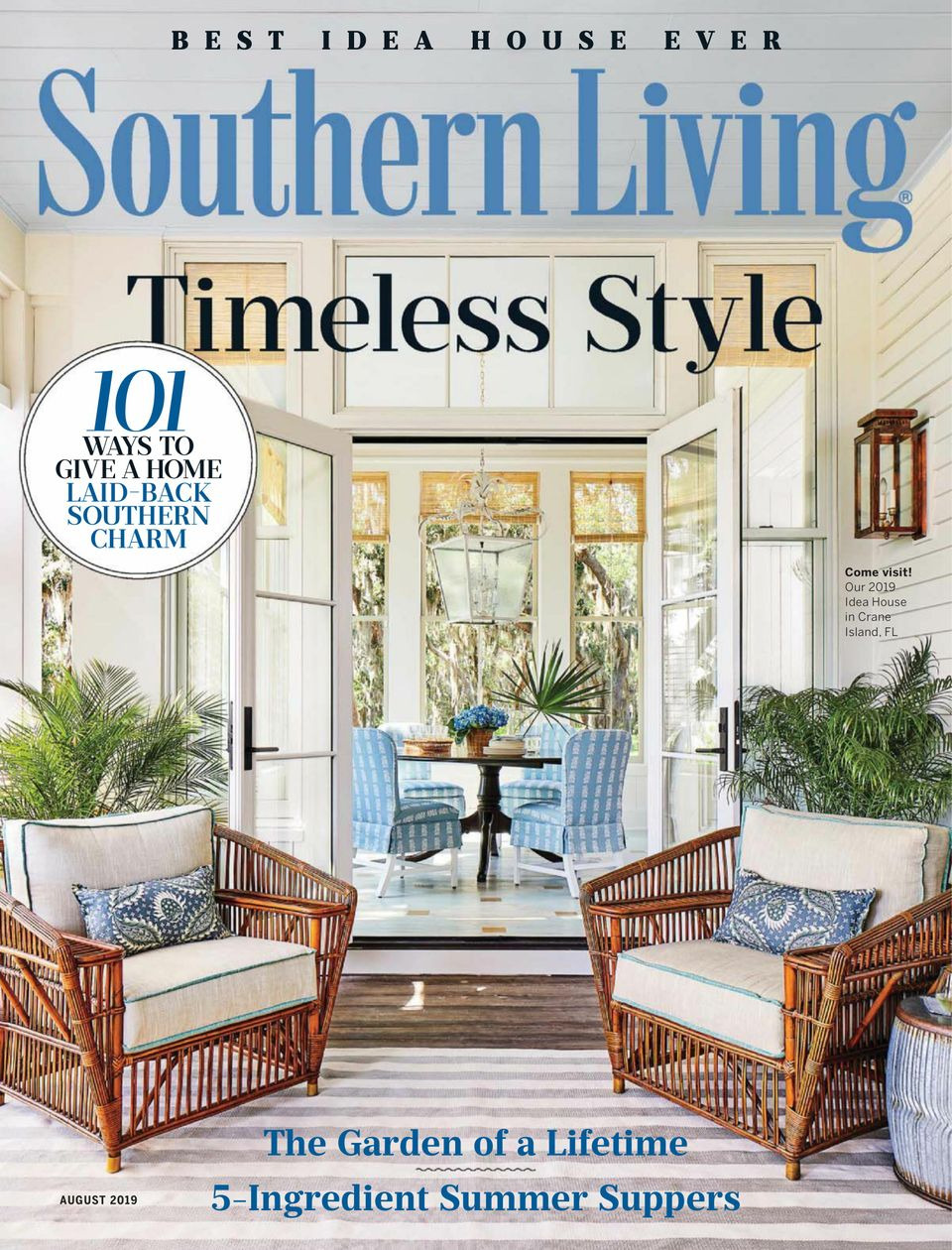 Southern Living House Plans Online Luxury Get Your Digital Copy Of southern Living August 2019 issue