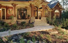 Stone And Log House Plans Awesome Craftsman Style House Plan 3 Beds 2 5 Baths 3126 Sq Ft