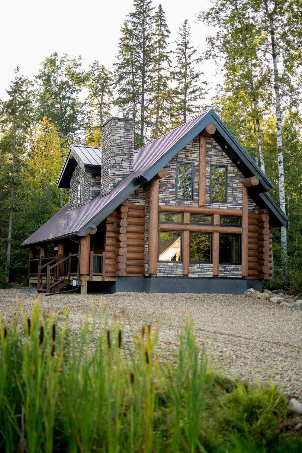 Stone and Log House Plans Luxury Pin by Eva Angharad On Lodge
