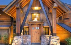 Stone And Log House Plans Unique 16 Log And Timber Homes