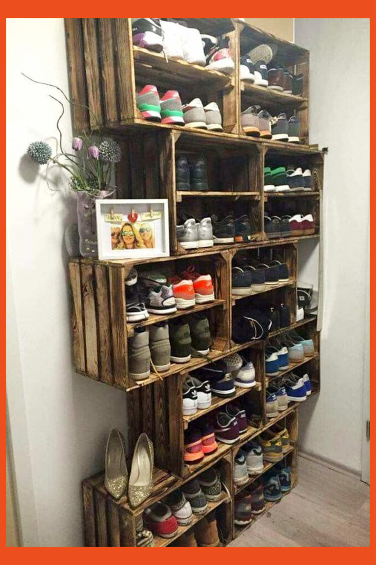 shoe clutter solutions