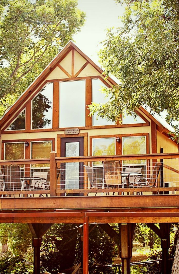 Treehouse Cabins New Braunfels Best Of Creekside Tree House Rentals In New Braunfels Texas In 2019