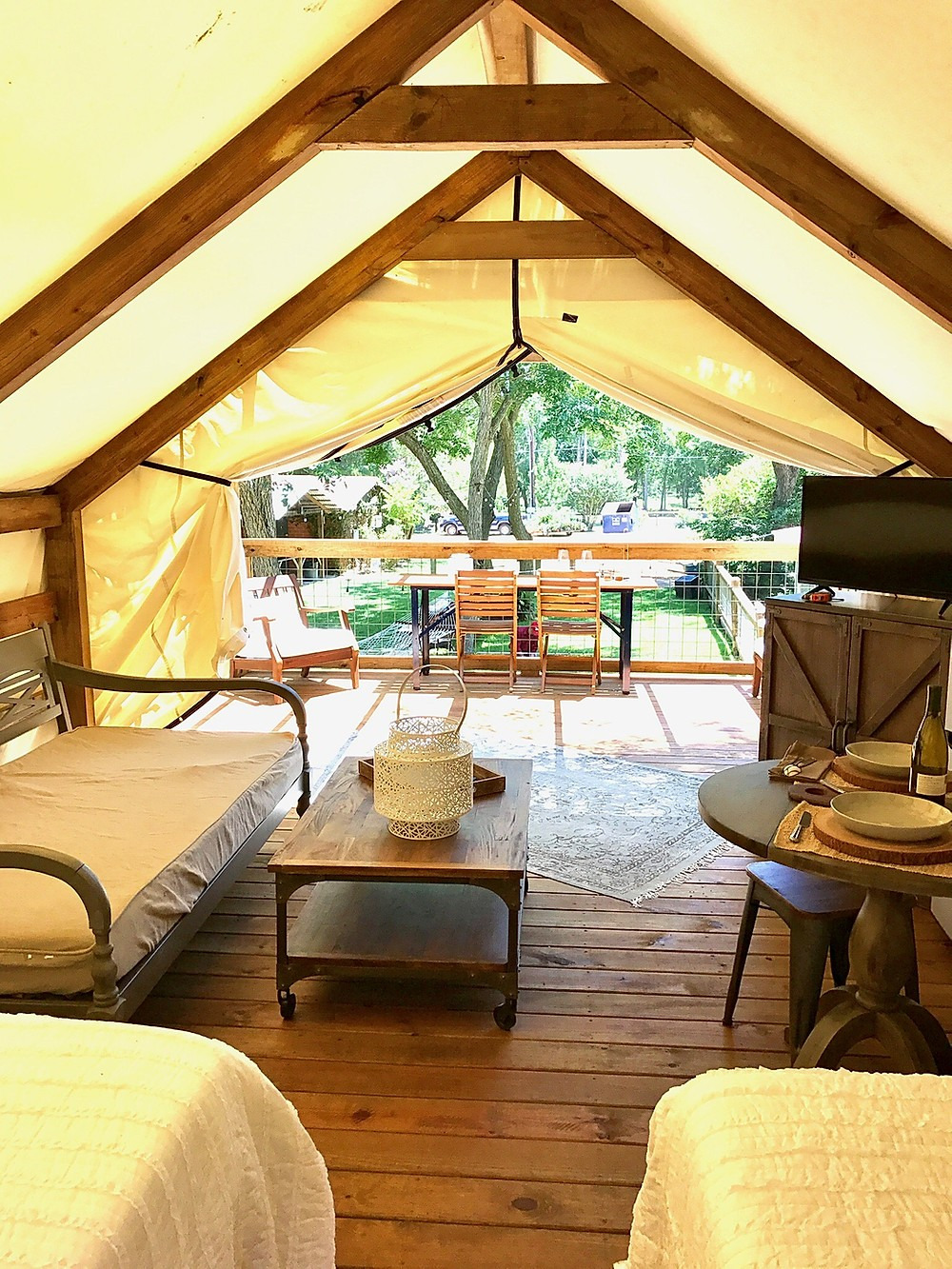 """Treehouse Cabins New Braunfels Best Of the Best Places In Texas for """"glamping"""""""