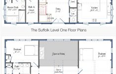 Two Story Pole Barn House Plans New Floor Plans For The Suffolk Barn House Design