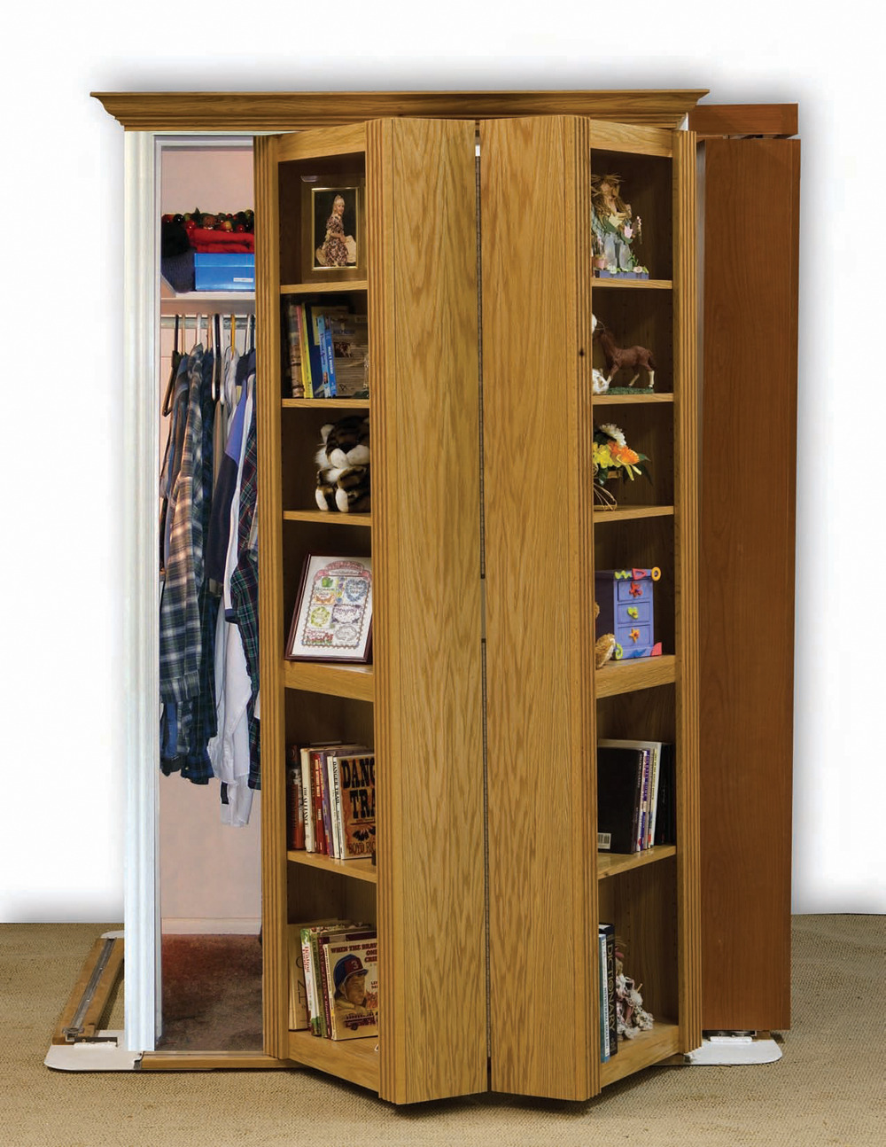 Unfinished Bookcases Wood