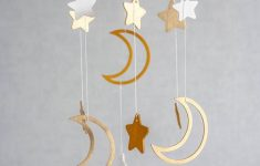 Unique Baby Mobiles Elegant Baby Mobile Moon And Stars Crib Mobile Baby Mobiles