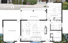 Vaulted Ceiling House Plans New Winkelbungalow Modern