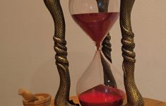 Wicked Hourglass Beautiful The Wizard Of Oz The Wicked Witch S Hourglass Replica Movie Prop