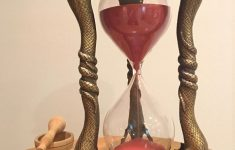 Wicked Hourglass Elegant The Wizard Of Oz The Wicked Witch S Hourglass Replica Movie Prop