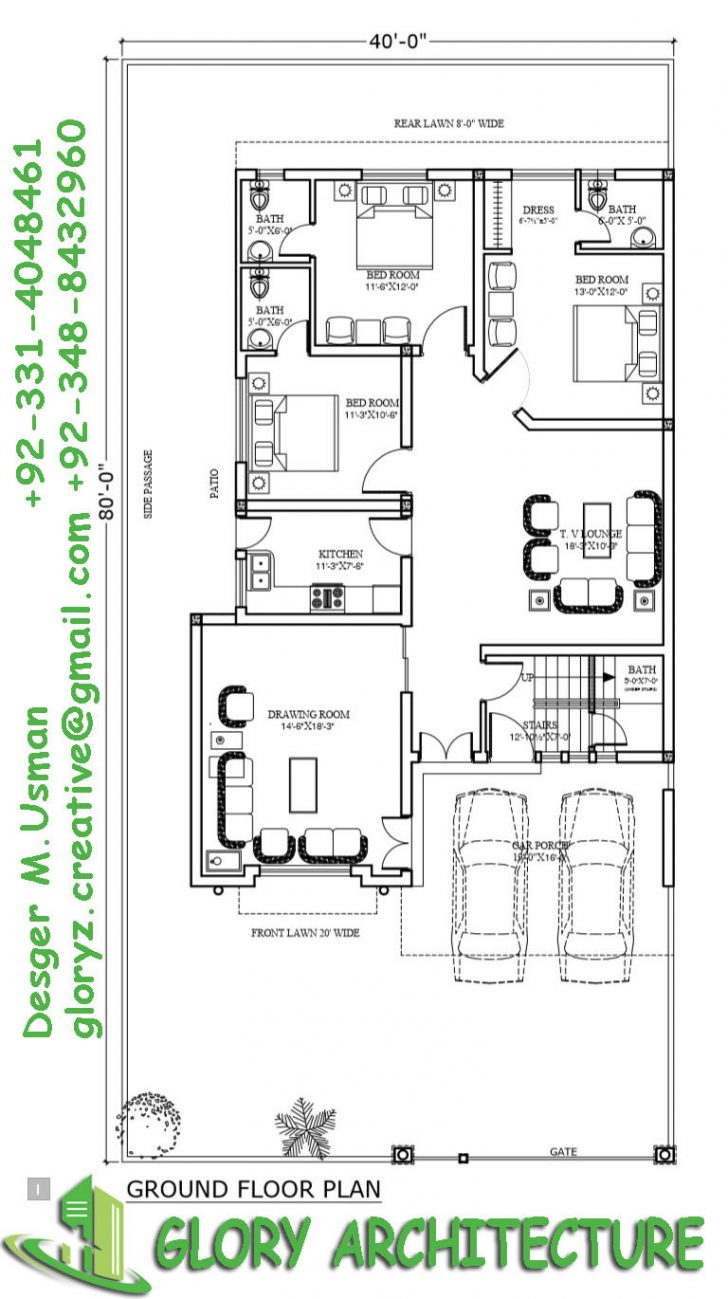 10 Room House Plan 2021