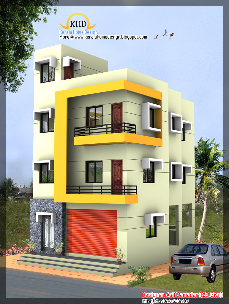 house elevation 3881 sq ft