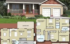 3600 Sq Ft House Plans India Luxury Plan Gf Spacious And Versatile 6 Bedroom Craftsman