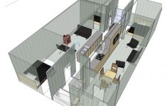 40 Ft Container House Plans Awesome 3 Containers 40ft X 8ft X 10 Ft High