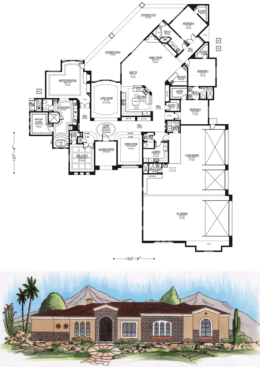 6 Bedroom 6 Bathroom House Plans Unique 4000 Square Feet and R