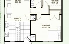 800 Sf House Plans Inspirational Contemporary 800 Square Foot Apartment Sq Ft Floor Plan