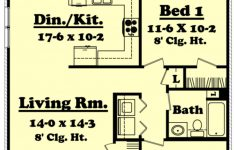 850 Sq Ft House Plans Inspirational House Plan 041 Small Plan 850 Square Feet 2 Bedrooms 1 Bathroom