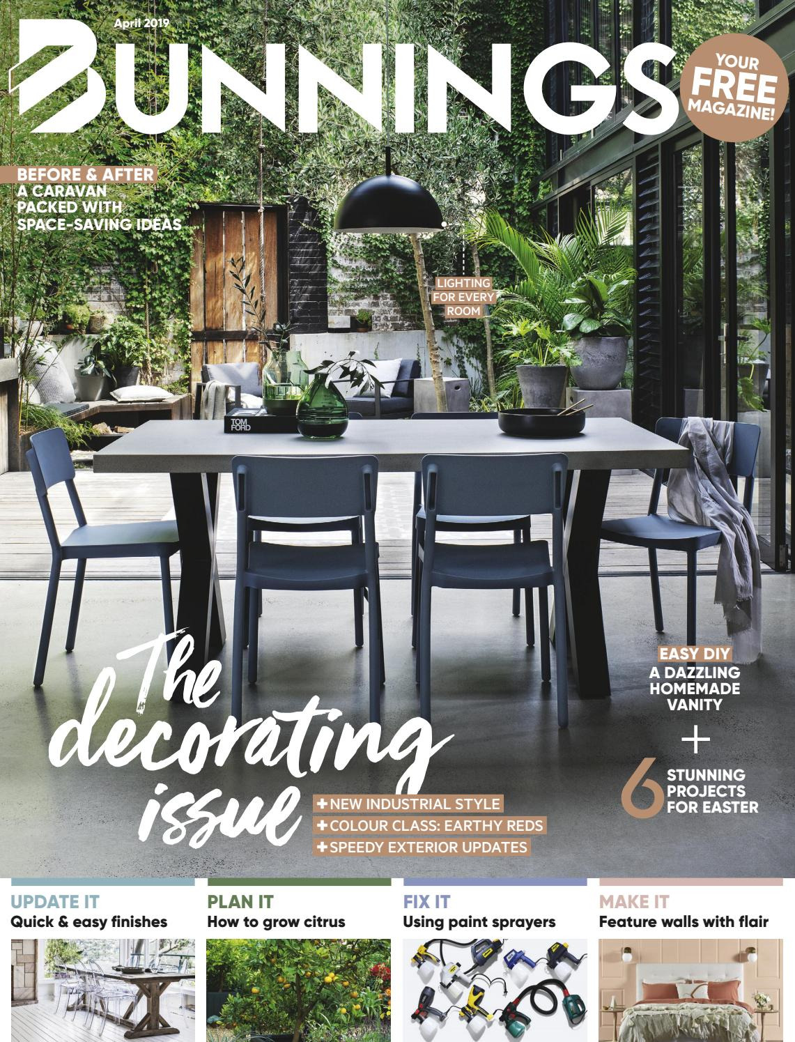 bunnings april issue