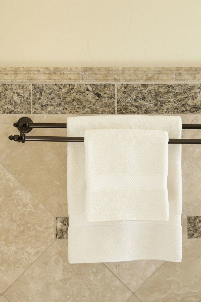 Towel Bar Height