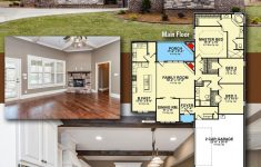 American House Plans Free Awesome Plan Hh Stunning New American E Level House Plan