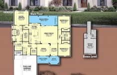 American House Plans Free Beautiful Plan Hz New American House Plan With Classic Painted
