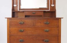 Antique Arts And Crafts Furniture For Sale New Antique Arts & Crafts Oak Dressing Table