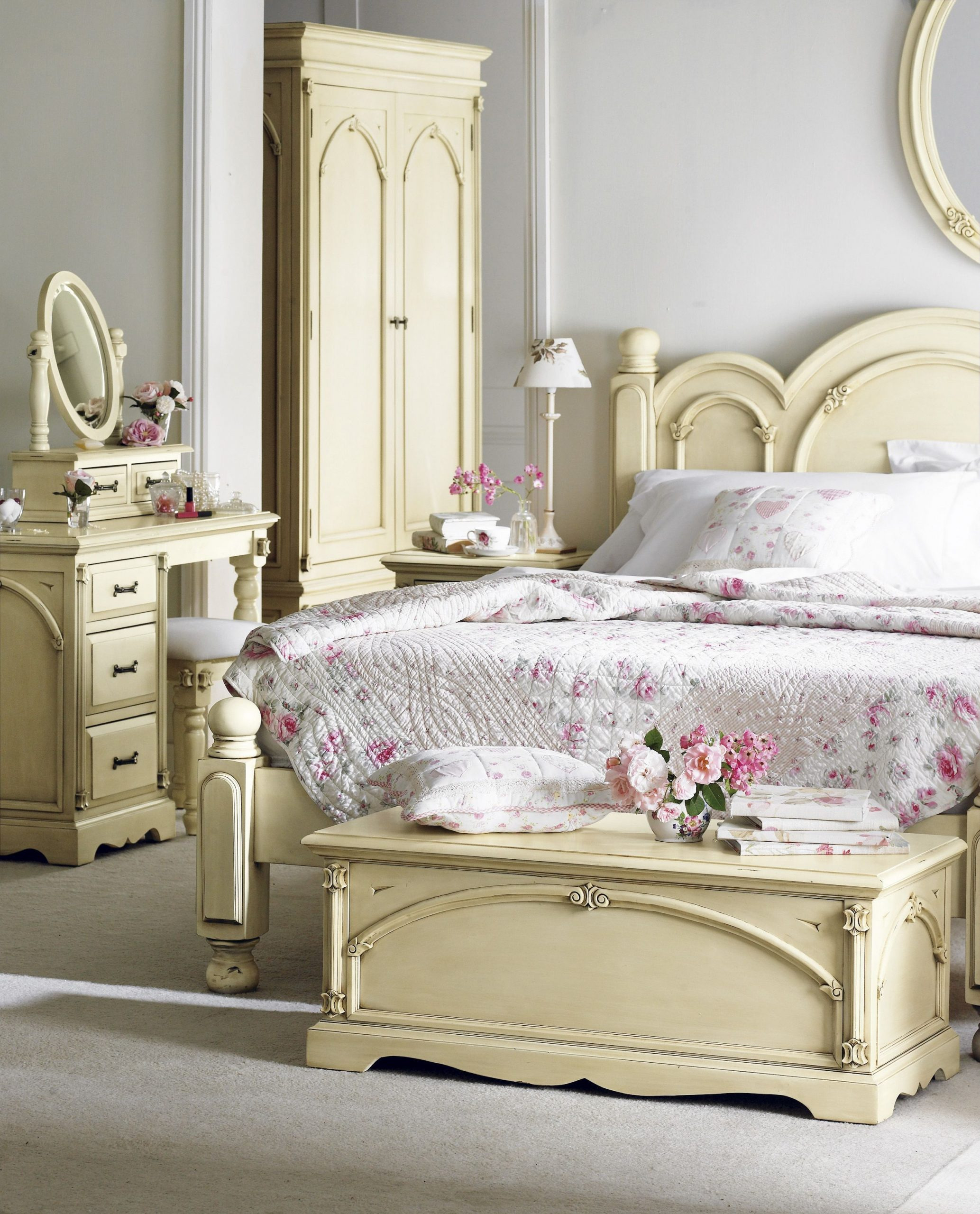 shabby chic bedroom furniture white ebay second hand french australia ideas for awesome vintage scaled