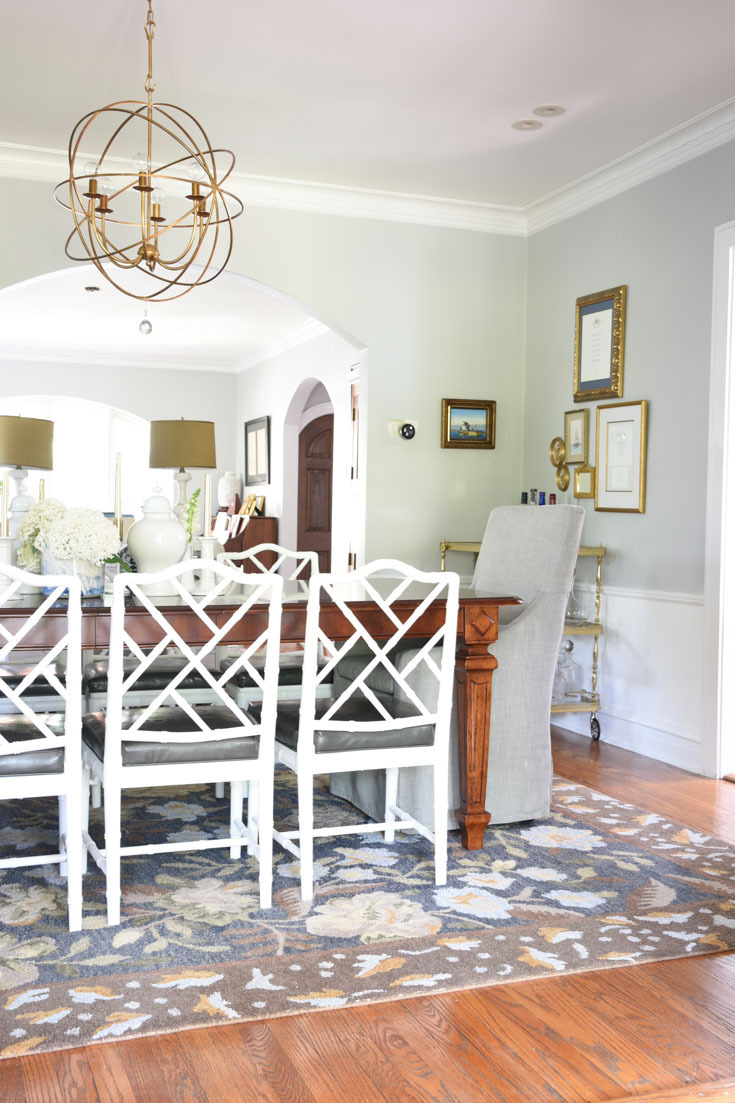 Antique Dining Chairs 1