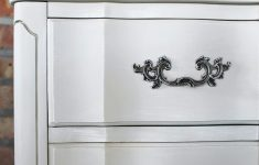 Antique French Painted Furniture Beautiful Dry Brushed French Provincial Dresser Girl In The Garage