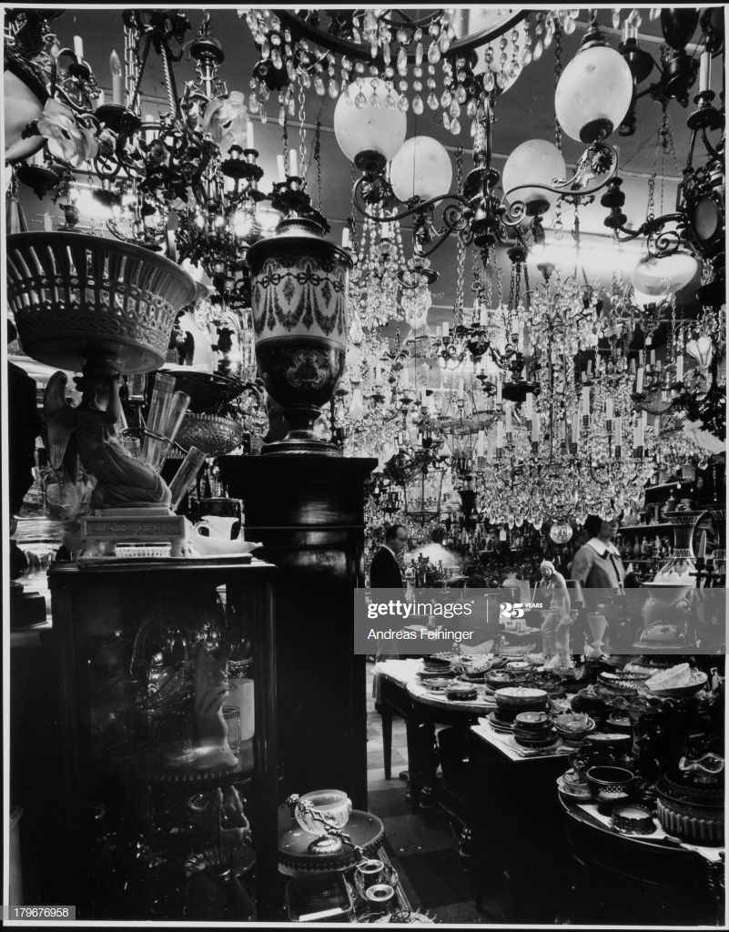 antique furniture and lamp shop downtown manhattan new york new york picture id