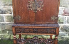 Antique Furniture Parts For Sale Beautiful Antique Oak Cocktail Drinks Cabinet On Stand C 1900 Bain