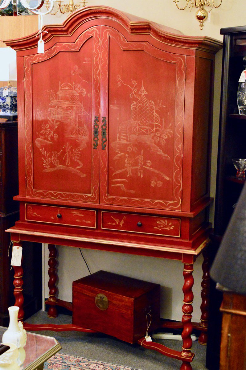 """Antique Furniture Raleigh Nc New Hunt & Gather в Twitter """"chic Storage Mahogany 3 Over 3"""